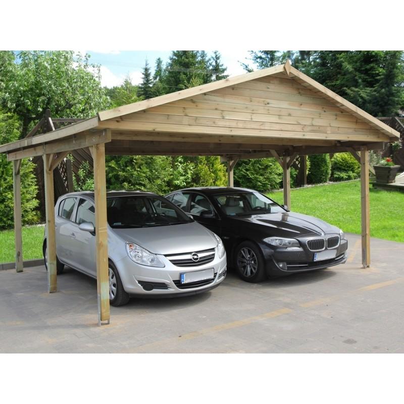 carport med sadeltak garage sverige ab. Black Bedroom Furniture Sets. Home Design Ideas