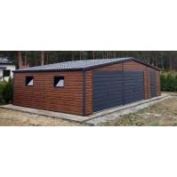 plåt garage / container